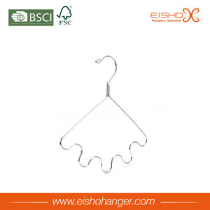 Special Design Cute Shaped Wire Belt/Tie Hanger pictures & photos