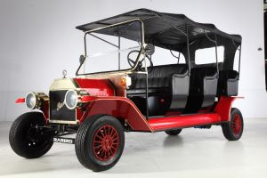 Antique Royal Hot Sale Electrical Tourist Model T Coupe Classic Car pictures & photos