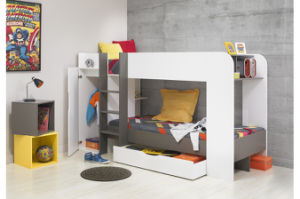 Loft Bunk Bed for Children Furniture pictures & photos