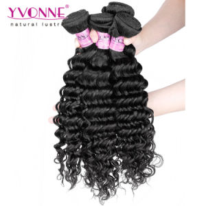 Indian Remy Human Hair Weft pictures & photos