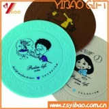 Custom Silicone Coasters Tea Coasters (YB-HD-25) pictures & photos