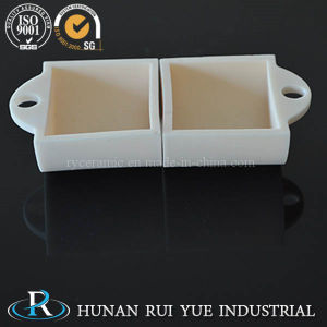 Customized Alumina Ceramic Crucibles Low Price of Al2O3 with High Purity pictures & photos
