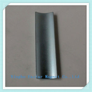 N38uh Neodymium Motor Magnet with Nickel Plated pictures & photos
