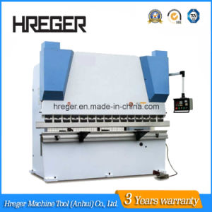 CNC Hydraulic Plate Metal Bending Machine, Folding Machine pictures & photos