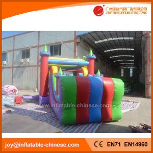 Inflatable Princess Bouncy Jumping Castle for Amusement Park (T3-520) pictures & photos
