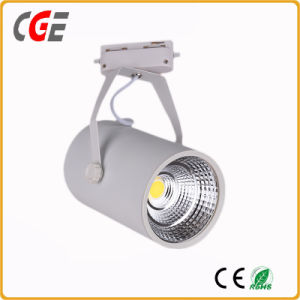 COB LED Spotlight Track Light Track Lighting PAR28 PAR30 Track Lamps Indoor Lamps pictures & photos