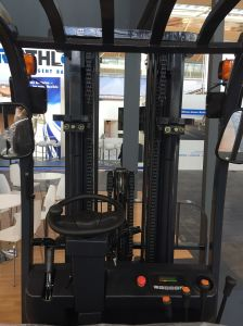 1600kgs Capacity Three Wheel Electric Forklift pictures & photos