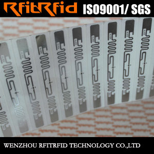 UHF Waterproof Heat Resistant RFID Tag for Tobacco