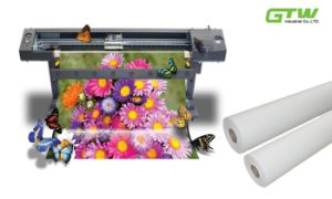 80GSM Sublimation Transfer Paper Anti-Curl Fast Dry for Inkjet Printer (for Epson /Mimaki/Mutoh/Roland) pictures & photos