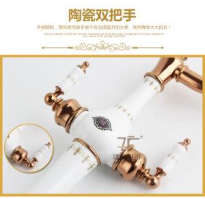 New Design Ceramic Antique Basin Faucet (Zf-601-1) pictures & photos