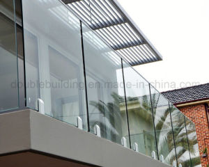 Australia Standard Spigot Glass Fence for Balcony pictures & photos