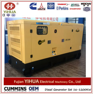 2017 New Design Diesel Generator Set with Cummins Engine 72.5kVA pictures & photos