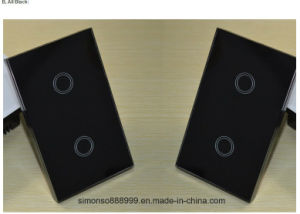 Touch Time Efficient Energy-Saving High Quality Switch by WiFi pictures & photos