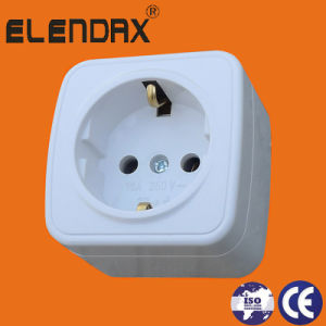 Electrical Factory for Wall Socket Outlet (S6010) pictures & photos