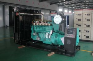 312.5kVA/250kw Gas Generator Set with Cummins Engine pictures & photos