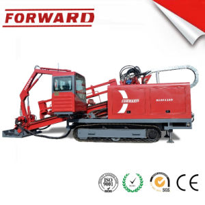 Horizontal Directional Drilling Machine Rx44X160 Trenchless HDD Rig with Maximum Spindle Torque of 1900nm pictures & photos