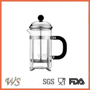Wschxx031 Stainless Steel French Press Coffee Maker Hot Sell Coffee Press pictures & photos