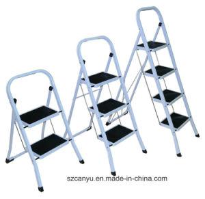 Aluminium Folding Ladder pictures & photos
