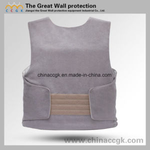 Nijiii/IV Grey Suit-Type Concealable Bulletproof Vest pictures & photos
