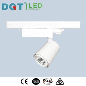 35W Adjustable Commercial 3 Circuit Rail Light pictures & photos