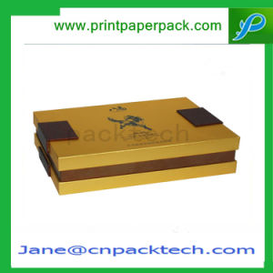Paper Box Rigid Cardboard Chocolate Gift Packaging Boxes pictures & photos