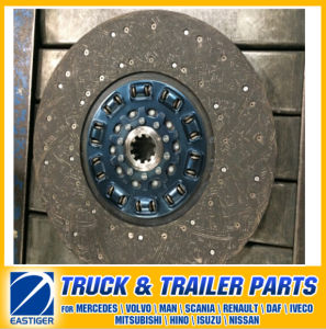 Dz1560160020 Clutch Plate Truck Parts for HOWO Styer pictures & photos