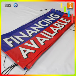 Custom Outdoor Vinyl Advertising Banner (TJ-313) pictures & photos