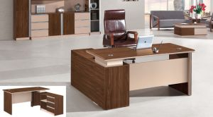 Modern Furniture Wooden Executive Computer Office Table pictures & photos