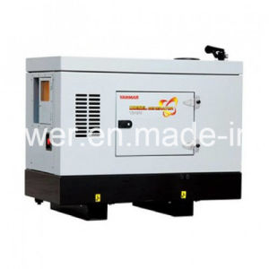 10kVA Yanmar Diesel Generator, Power Generator with Enclosure pictures & photos