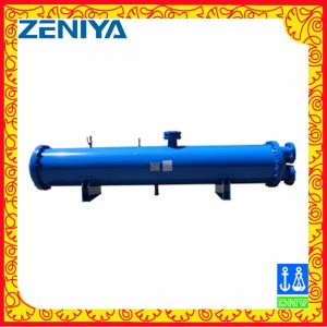 Hot Sale Shell and Tube Heat Exchanger for Refrigeration Condenser and Evaporator pictures & photos