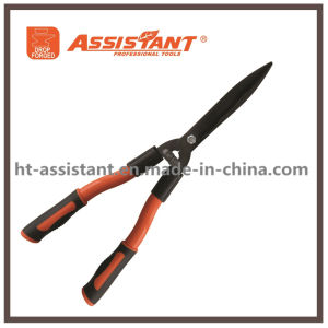 Tension Adjuster Undulated Blade Garden Pruning Shears for Hedge Trimming pictures & photos