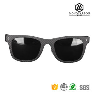 2016 Wholesale Christmas Fashion Gift Carbon Fiber Sunglasses Carbon Glasses Custom Logo pictures & photos