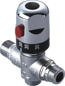 Thermostatic Single Valve Ab-1018-2 pictures & photos