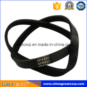 4pk800 China Made Poly V Belt pictures & photos