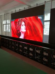 High Brightness P4.81 Indoor Video Display for Stage Rental pictures & photos