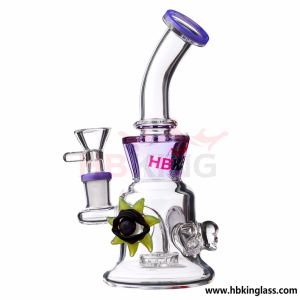 7′′ High-End Oil Rig Recycler Pipes with Sunflower Grave pictures & photos