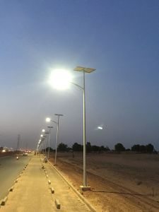 65W LED Solar Street Lamp with 8mtrs Height pictures & photos