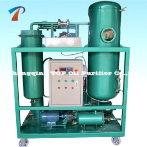 Waste Turbine Oil Purifier/Vacuum Oil Recycling/Oil Filter Machine pictures & photos