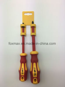 Professional VDE Insulated Screwdriver Fvs-01 pictures & photos