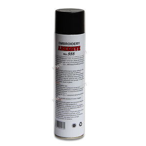 Super Glue Non-Toxic Embroidery Adhesive Spray pictures & photos