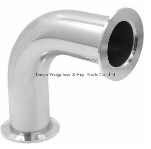 DIN BS GS Double Flange Elbow pictures & photos