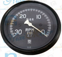 The 30-0 Tachometer with 85mm pictures & photos