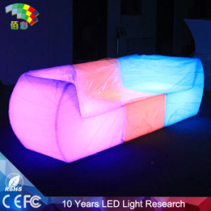 LED Event Furniture Sofa