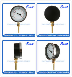 Hot Water Thermometer -Bimetal Thermometer - Water Temperature Gauge pictures & photos