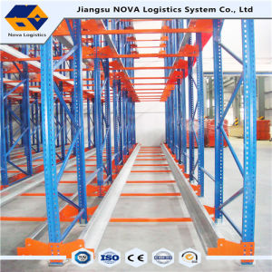Drive in Pallet Shuttle Racking with Ce Certificate pictures & photos