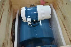 Waste Water Rubber Lining Electromagnetic Flow Meter From China pictures & photos