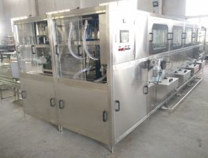 Full Automatic 5 Gallon Purification Water Filling Machine pictures & photos