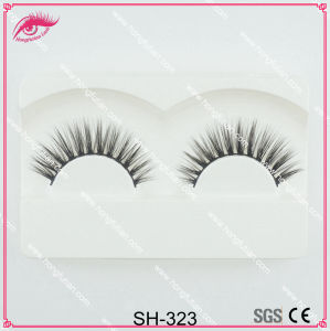 Attractive Fake Eyelashes Artificial Mink Eyelashes pictures & photos
