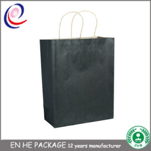 Shopping Bag Manufacture Kraft Paper Carrier Bags pictures & photos