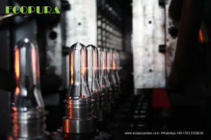 Automatic Pet Stretch Blowing Machine / Bottle Blow Molding Machine / Plastic Mould Machinery pictures & photos